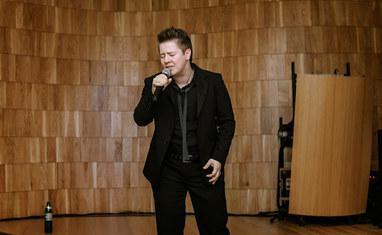 Cosmos-bowling - Концерт Евгения Литвинковича  - фото 1