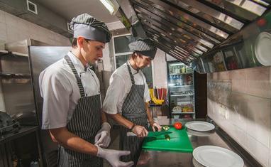 Cosmos-bowling - Наша кухня  - фото 4