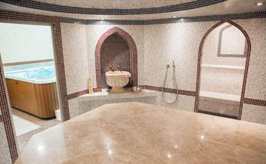 Дар Калифа - Турецкая баня – хаммам  - фото 3