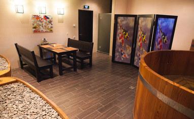 Дар Калифа - Японская баня - офуро  - фото 3