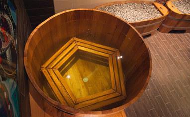 Дар Калифа - Японская баня - офуро  - фото 4