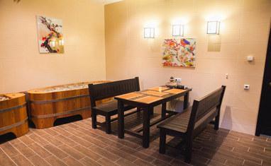 Дар Калифа - Японская баня - офуро  - фото 5