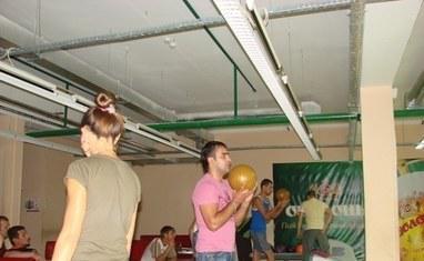 Cosmos-bowling - Пивные турниры на Мытнице - фото 2