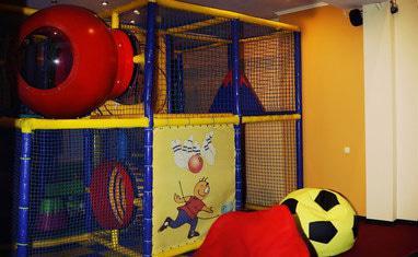 Cosmos-bowling - Детская комната - фото 1
