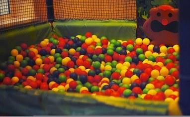 Cosmos-bowling - Детская комната - фото 3
