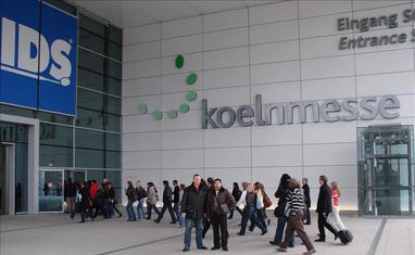 Стоматология Соболевского - Выставка в Кёльне 2009 год - фото 1