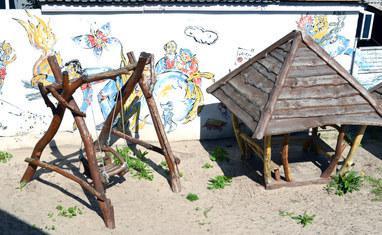 Робинзон - Детская площадка - фото 1