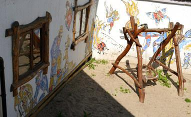 Робинзон - Детская площадка - фото 2