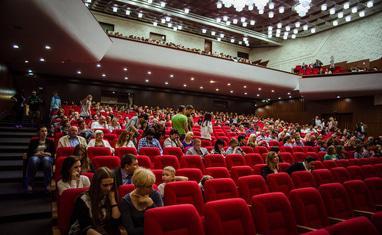 "Сергей Притула и шоу ""Вар'яти"" в Черкассах - фото 1"