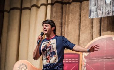 "Сергей Притула и шоу ""Вар'яти"" в Черкассах - фото 3"