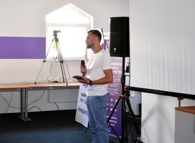 Фото 2 - IT-конференция и Lifehack-ярмарка в черкасском Talent HUB