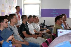 Фото 5 - IT-конференция и Lifehack-ярмарка в черкасском Talent HUB