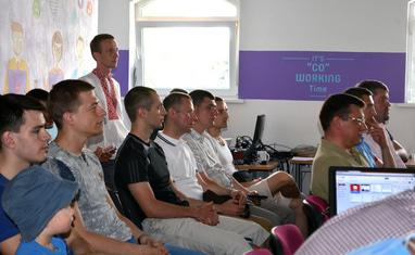 IT-конференция и Lifehack-ярмарка в черкасском Talent HUB - фото 5