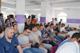 Фото 6 - IT-конференция и Lifehack-ярмарка в черкасском Talent HUB