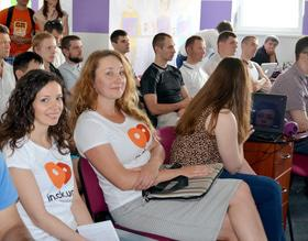 Фото 12 - IT-конференция и Lifehack-ярмарка в черкасском Talent HUB