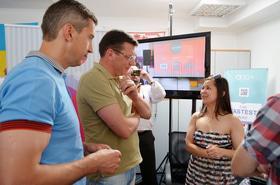 Фото 14 - IT-конференция и Lifehack-ярмарка в черкасском Talent HUB