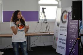 Фото 18 - IT-конференция и Lifehack-ярмарка в черкасском Talent HUB
