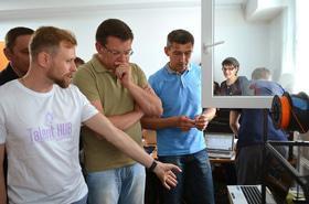 Фото 19 - IT-конференция и Lifehack-ярмарка в черкасском Talent HUB