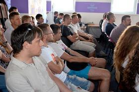 Фото 20 - IT-конференция и Lifehack-ярмарка в черкасском Talent HUB
