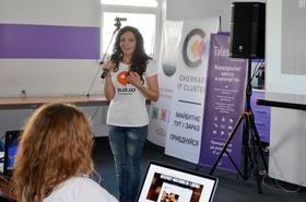 Фото 22 - IT-конференция и Lifehack-ярмарка в черкасском Talent HUB