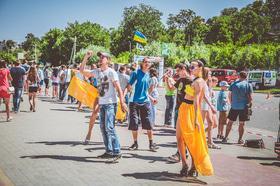 Фото 7 - Национальные соревнования по автослалому – Черкассы (День города 2015)