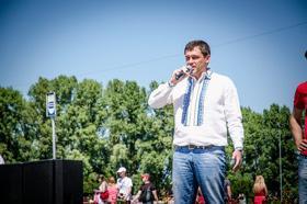 Фото 12 - Национальные соревнования по автослалому – Черкассы (День города 2015)