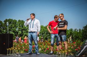 Фото 13 - Национальные соревнования по автослалому – Черкассы (День города 2015)