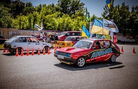 Фото 16 - Национальные соревнования по автослалому – Черкассы (День города 2015)
