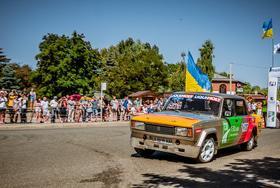 Фото 19 - Национальные соревнования по автослалому – Черкассы (День города 2015)