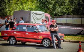 Фото 21 - Национальные соревнования по автослалому – Черкассы (День города 2015)