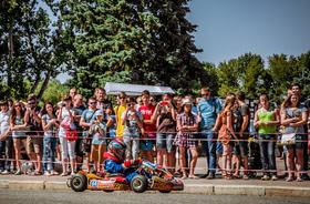Фото 22 - Национальные соревнования по автослалому – Черкассы (День города 2015)