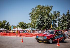 Фото 25 - Национальные соревнования по автослалому – Черкассы (День города 2015)