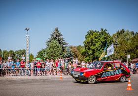 Фото 27 - Национальные соревнования по автослалому – Черкассы (День города 2015)