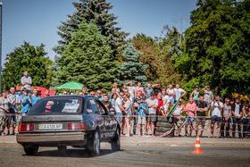 Фото 29 - Национальные соревнования по автослалому – Черкассы (День города 2015)