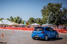 Фото 30 - Национальные соревнования по автослалому – Черкассы (День города 2015)