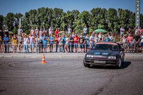 Фото 34 - Национальные соревнования по автослалому – Черкассы (День города 2015)