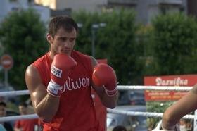 Фото 6 - Боксерский ринг в центре Черкасс (открытая тренировка 'K2 Promotions Ukraine')