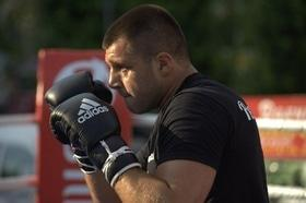 Фото 8 - Боксерский ринг в центре Черкасс (открытая тренировка 'K2 Promotions Ukraine')