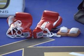 Фото 10 - Боксерский ринг в центре Черкасс (открытая тренировка 'K2 Promotions Ukraine')