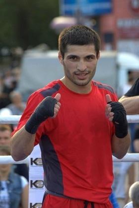 Фото 33 - Боксерский ринг в центре Черкасс (открытая тренировка 'K2 Promotions Ukraine')