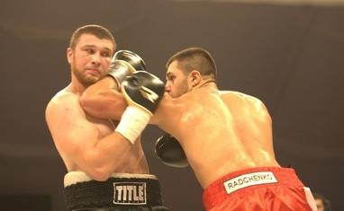 """Вечер бокса в Черкассах (""""К2 Promotions"""") - фото 4"""