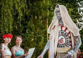 Фото 22 - Как черкасщане праздновали Ивана Купала?
