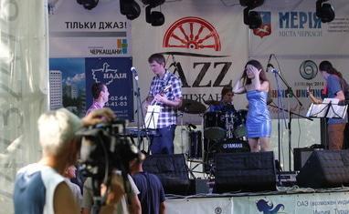 """Фестиваль """"Jazz Dилижанс Черкассы-2015"""" - фото 3"""
