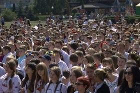 Фото 12 - День знаний в Черкассах
