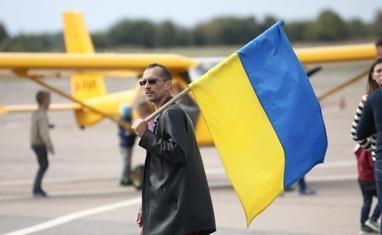Второй черкасский фестиваль малой авиации 2015 - фото 2