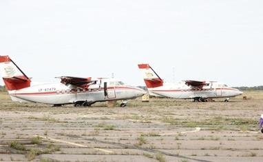Второй черкасский фестиваль малой авиации 2015 - фото 4