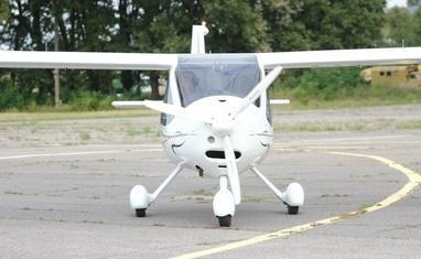 Второй черкасский фестиваль малой авиации 2015 - фото 5