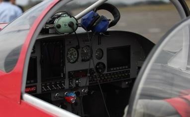 Второй черкасский фестиваль малой авиации 2015 - фото 1