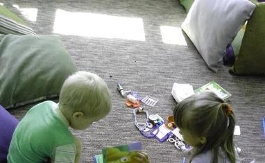 Добрый день - Занятия в детской ежедневной группе - фото 4