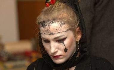 Празднование Хеллоуина-2015 в Художественном музее  - фото 1